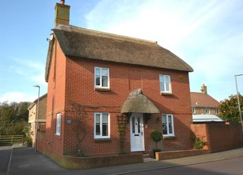 Thumbnail 3 bed detached house for sale in Foxglove Way, Bridport