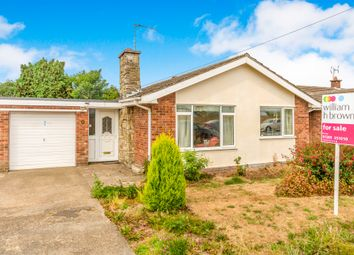 Thumbnail 2 bed detached bungalow for sale in Rosebery Avenue, Boston
