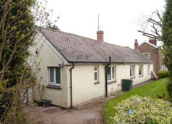 Thumbnail 3 bed detached bungalow for sale in Ross-On-Wye