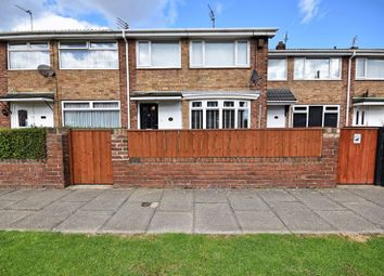Thumbnail 3 bed terraced house for sale in Monkseaton Terrace, Ashington