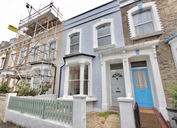 Thumbnail 3 bed terraced house to rent in Winston Road, Stoke Newington, London