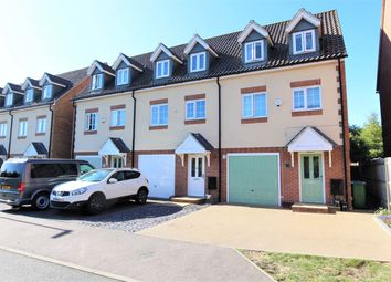 Thumbnail 3 bedroom semi-detached house for sale in Thunderfield Close, Broxbourne