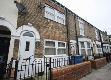 Thumbnail 2 bed terraced house for sale in White Street, Hull