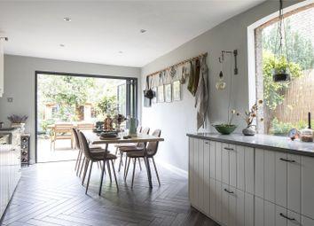 Thumbnail 4 bedroom terraced house for sale in Salisbury Road, High Barnet, Hertfordshire