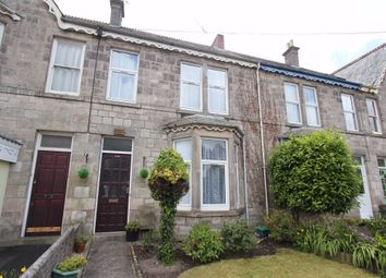 Thumbnail 4 bedroom terraced house to rent in Alexandra Road, St Austell, Cornwall