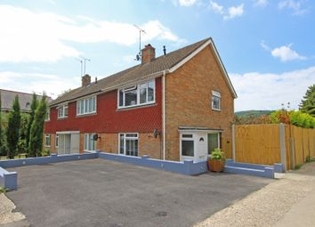 Thumbnail 3 bed end terrace house for sale in Breach Close, Steyning