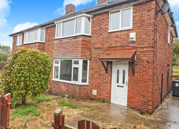 Thumbnail 3 bed semi-detached house for sale in Springfield Crescent, Chesterfield