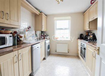 Thumbnail 2 bed flat for sale in Barley Mews, Sugar Way, Peterborough