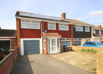 Thumbnail 4 bed semi-detached house for sale in Stockwood Lane, Bristol