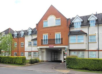 Thumbnail 2 bed flat for sale in 98 Goldsworth Road, Woking, Surrey