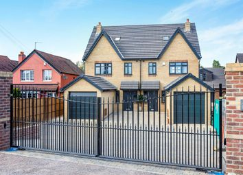 Thumbnail 4 bed semi-detached house for sale in Bath Road, Taplow, Maidenhead