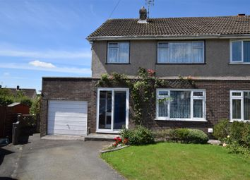 Thumbnail 3 bed semi-detached house for sale in Williamston Close, Haverfordwest
