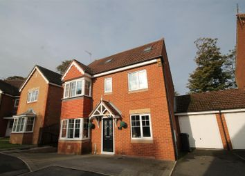 Thumbnail 5 bed link-detached house for sale in Coppice Mount, Crook