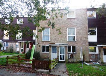 Thumbnail 2 bedroom maisonette to rent in Hawkhurst Close, Southampton