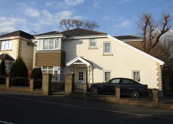 Thumbnail 5 bed property for sale in Llanllienwen Road, Cwmrhydyceirw, Swansea, City And County Of Swansea.