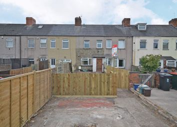 Thumbnail 2 bed terraced house for sale in Spacious Terrace, Glassworks Cottages, Newport