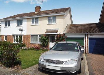 Thumbnail 3 bed semi-detached house for sale in Volante Drive, Sittingbourne, Kent