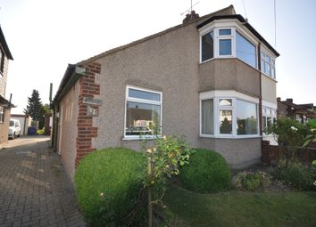 Thumbnail 3 bed semi-detached bungalow to rent in Ashley Gardens, Grays