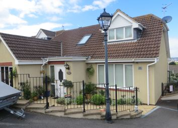 Thumbnail 4 bed detached bungalow for sale in Barrow Road, Hutton, Weston Super Mare