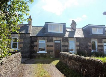 Thumbnail 2 bed terraced bungalow for sale in Bridge Street, Newbridge, Edinburgh