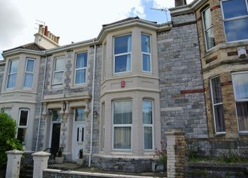 Thumbnail 4 bed terraced house for sale in Victoria Terrace, Restormel Road, Plymouth