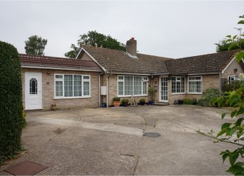 Thumbnail 4 bed bungalow for sale in Newgate, Bungay