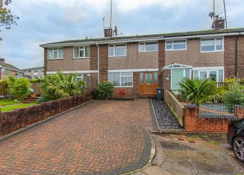 Thumbnail 3 bed end terrace house to rent in Thorley Close, Cardiff