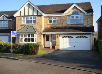 Thumbnail 5 bedroom detached house to rent in Parker Gardens, Stapleford, Nottingham