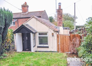 Thumbnail 1 bed cottage for sale in Drayton High Road, Drayton, Norwich