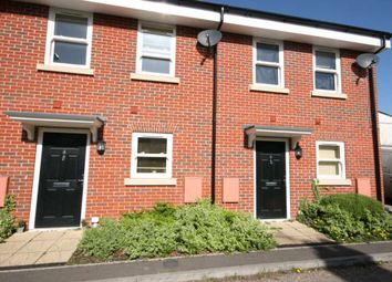 Thumbnail 3 bed town house to rent in St. James Close, Fleet