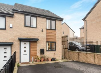 Thumbnail 3 bedroom semi-detached house for sale in Holy Well Drive, Ravenscliffe, Bradford