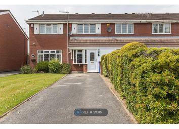 Thumbnail 2 bedroom terraced house to rent in Kilsby Grove, Stoke-On-Trent
