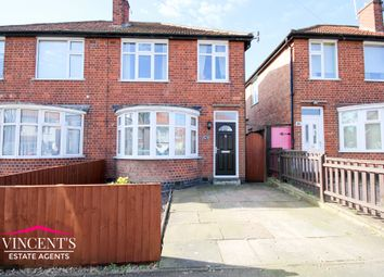 Thumbnail 3 bed semi-detached house for sale in Ravenhurst Road, Leicester