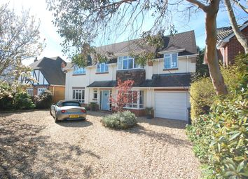 Thumbnail 4 bed detached house to rent in Huntly Road, Bournemouth