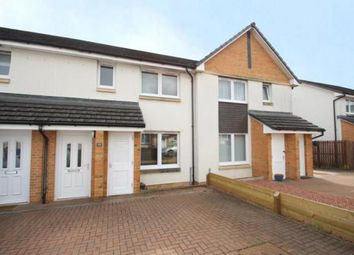 Thumbnail 3 bed terraced house for sale in Dalcross Way, Plains, Airdrie, North Lanarkshire