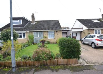 Thumbnail 2 bed bungalow for sale in Meadow Close, Hellesdon, Norwich