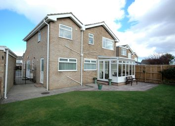 Thumbnail 4 bedroom detached house for sale in Whingroves, Thornaby, Stockton-On-Tees