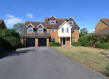 Thumbnail 5 bed detached house for sale in Birkdale Close, Molehill Road, Chestfield, Whitstable