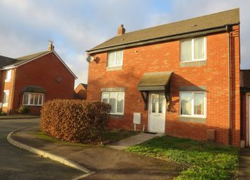 Thumbnail 3 bed link-detached house for sale in Belvoir Close, Corby