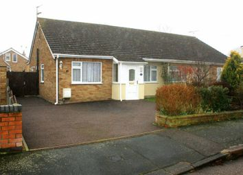 Thumbnail 3 bed semi-detached bungalow for sale in Orchard Road, Alresford, Colchester