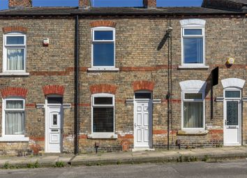 Thumbnail 2 bedroom terraced house for sale in Albany Street, York