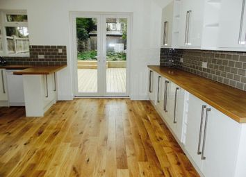 Thumbnail 4 bed semi-detached house to rent in Moyser Road, London