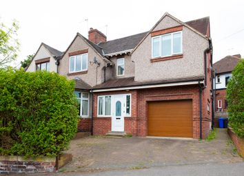 5 bed semi-detached house for sale in Dykes Hall Road, Hillsborough, Sheffield S6