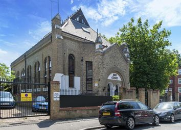 Thumbnail 3 bed flat for sale in Alkham Road, London
