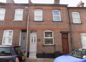 Thumbnail 4 bed terraced house to rent in Cowper Street, Luton, Bedfordshire