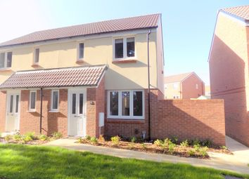 Thumbnail 3 bed semi-detached house to rent in Yarlington Mill, Cranbrook, Exeter
