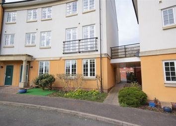 Thumbnail 1 bedroom flat to rent in Heyridge Meadow, Cullompton