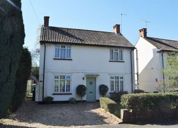 Thumbnail 3 bed detached house for sale in Crabtree Road, Camberley, Surrey