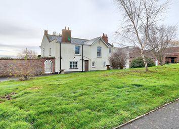 Adsborough, Taunton TA2. 4 bed farmhouse