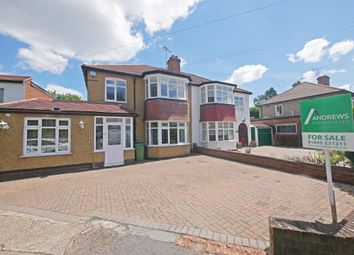Thumbnail 4 bed semi-detached house for sale in Orchard Close, Ruislip